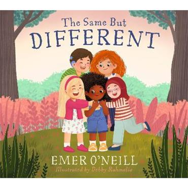 Emer O'Neill and Debby Rahmalia The Same but Different