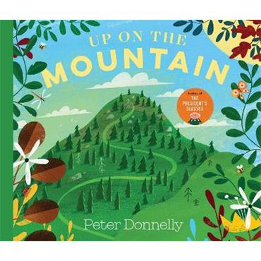 Peter Donnelly Up On the Mountain