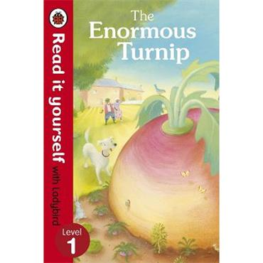 The Enormous Turnip (Level 1) - Ladybird Early Readers