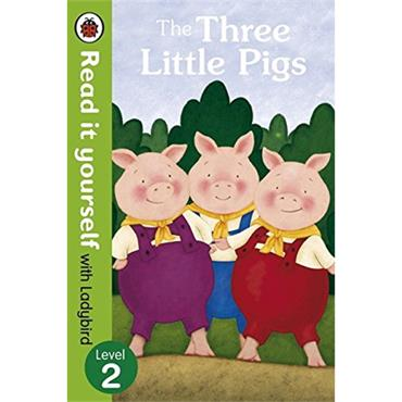 The Three Little Pigs (Level 2) - Ladybird Early Readers