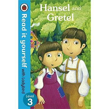 Ladybird Early Readers Hansel and Gretel (Level 3)