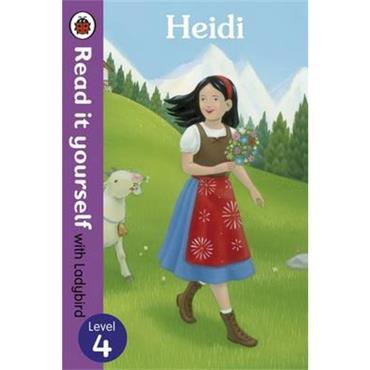 Ladybird Heidi - Read it yourself with Ladybird: Level 4