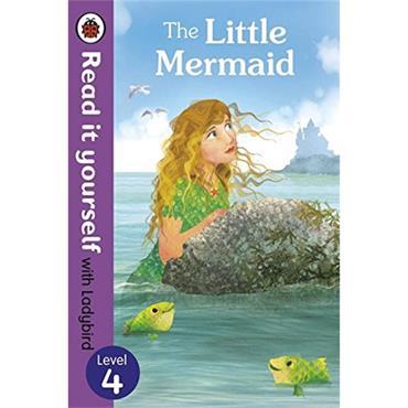 The Little Mermaid (Level 4) - Ladybird Early Readers