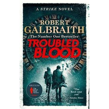 Robert Galbraith Troubled Blood