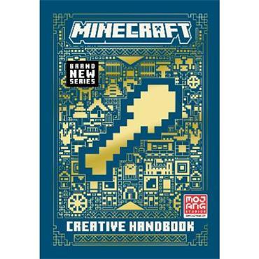 Mojang All New Minecraft Creative Handbook