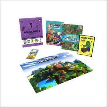Mojang Minecraft The Ultimate Explorer's Gift Box