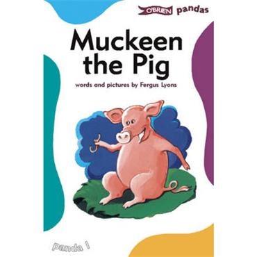 Fergus Lyons Muckeen the Pig
