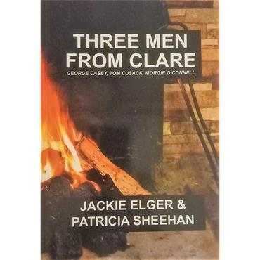 Jackie Elger and Patricia Sheehan Three Men from Clare