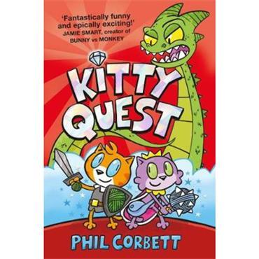 Phil Corbett Kitty Quest