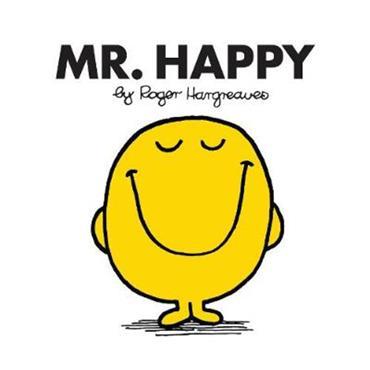 Roger Hargraves Mr. Happy (Mr. Men Classic Library)