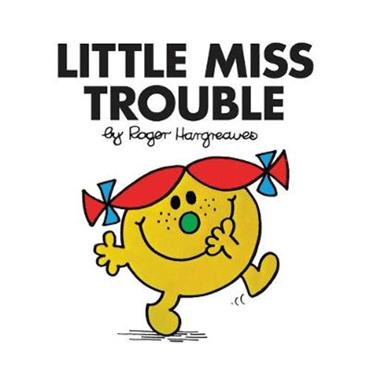 Roger Hargraves Little Miss Trouble (Little Miss Classic Library)