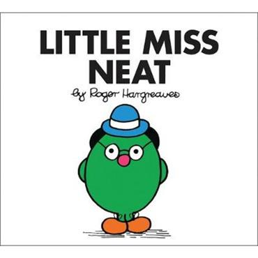 Roger Hargraves Little Miss Neat (Little Miss Classic Library)