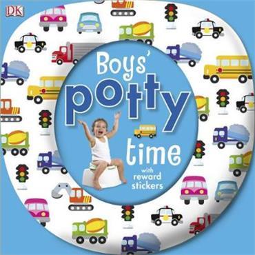 DK Boys' Potty Time