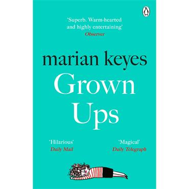 Marian Keyes GROWN UPS
