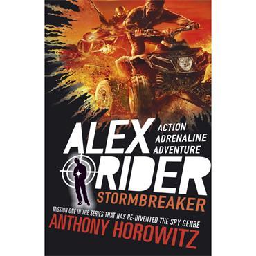 Anthony Horowitz  (Alex Rider 1)