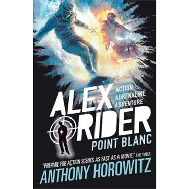 Anthony Horowitz Point Blanc (Alex Rider, Book 2)