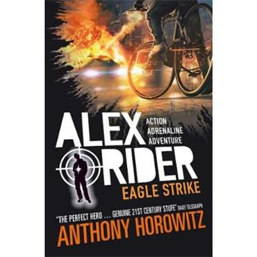 Anthony Horowitz Eagle Strike (Alex Rider, Book 4)