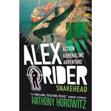 Anthony Horowitz Snakehead (Alex Rider, Book 7)