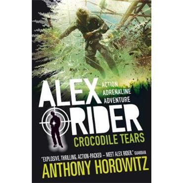 Anthony Horowitz Crocodile Tears (Alex Rider, Book 8)