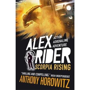 Anthony Horowitz Scorpia Rising (Alex Rider, Book 9)