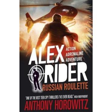 Anthony Horowitz Russian Roulette (Alex Rider, Book 10)