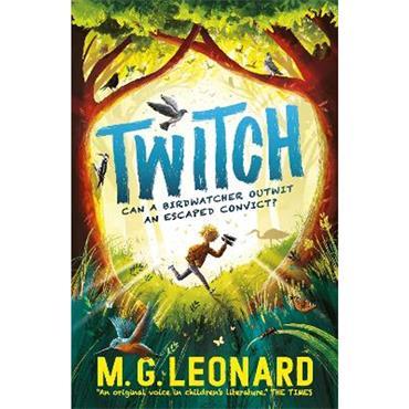 M. G. Leonard Twitch