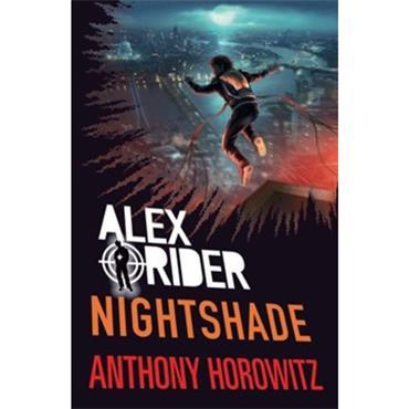 Anthony Horowitz Nightshade