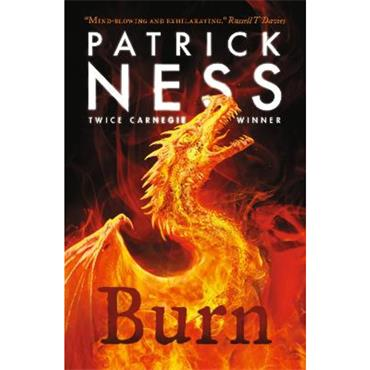 Patrick Ness Burn