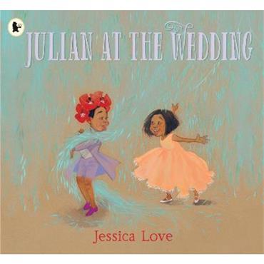 Jessica Love Julian at the Wedding