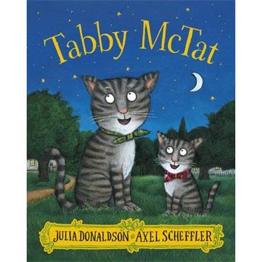 Julia Donaldson & Axel Scheffler Tabby McTat