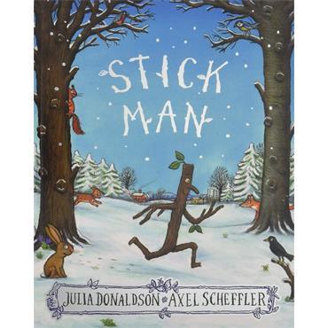 Julia Donaldson & Axel Scheffler Stick Man