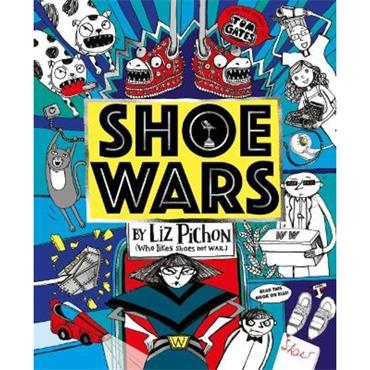 Liz Pichon Shoe Wars