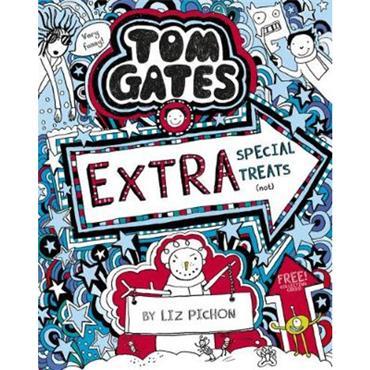 Liz Pichon Extra Special Treats (Tom Gates, Book 6)