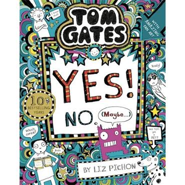 Liz Pichon Yes! No (Tom Gates, Book 8)