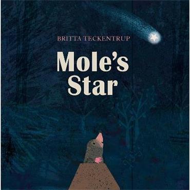 Britta Teckentrup Mole's Star