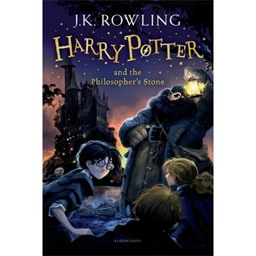 J.K. Rowling Harry Potter and the Philosophers Stone (Book 1)