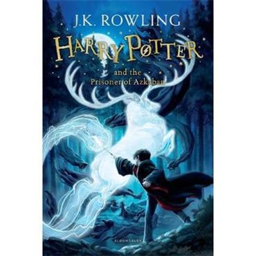 J.K. Rowling Harry Potter and the Prisoner of Azkaban (Book 3)