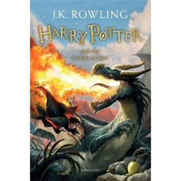 J.K. Rowling Harry Potter and the Goblet of Fire (Book 4)