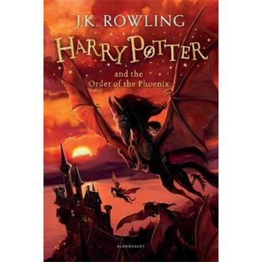 J.K. Rowling Harry Potter and the Order of the Phoenix (Book 5)