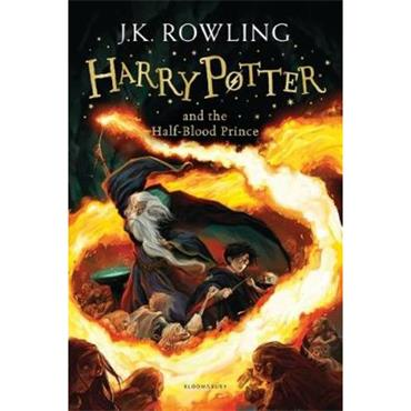 J.K. Rowling Harry Potter and the Half-Blood Prince (Book 6)