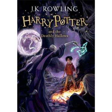 J.K. Rowling Harry Potter and the Deathly Hallows (Book 7)
