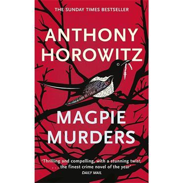Anthony Horowitz Magpie Murders (Book 1)