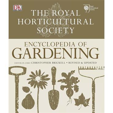 Christopher Brickell RHS  Encyclopedia of Gardening