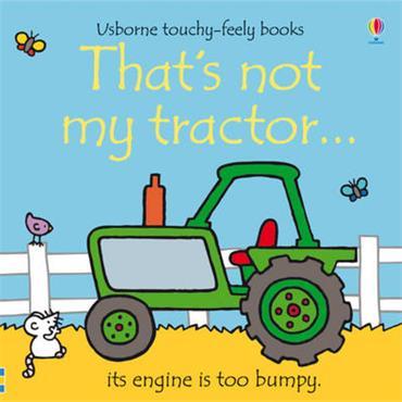 Fiona Watt That's Not My Tractor