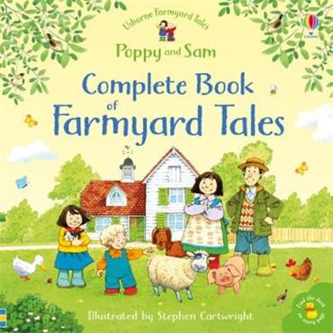 Stephen Cartwright Complete Book of Farmyard Tales - 40th  Anniversary Edition