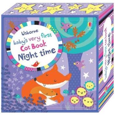 Fiona Watt Baby's Very First Cot Book Night time