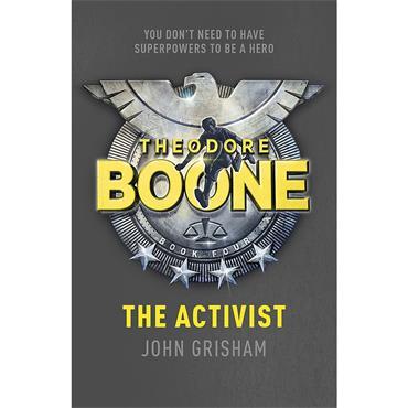 John Grisham The Activist (Theodore Boone, Book 4)