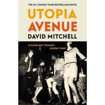 David Mitchell Utopia Avenue