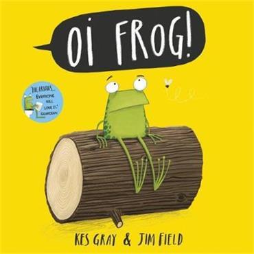 Kes Gray Oi Frog!