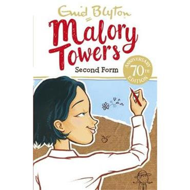 Enid Blyton The Second Form at Malory Towers (Book 2)